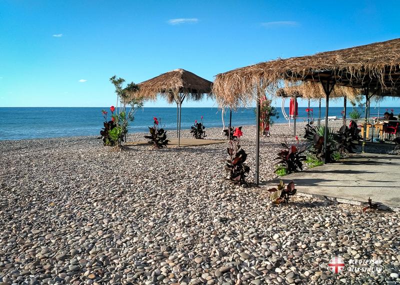 Квариати считается одним из лучших курортов Аджарии