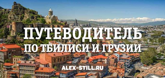 Putevoditel Po Gruzii I Putevoditel Po Tbilisi 2 V 1