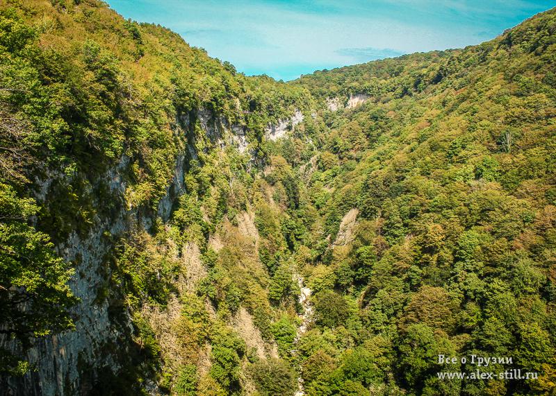 Красивые пейзажи в Грузии