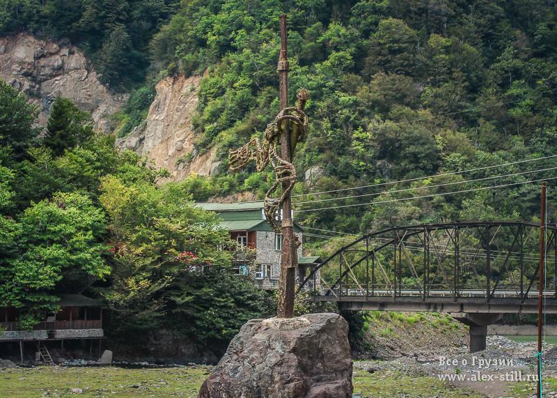 Памятник ружейным мастерам