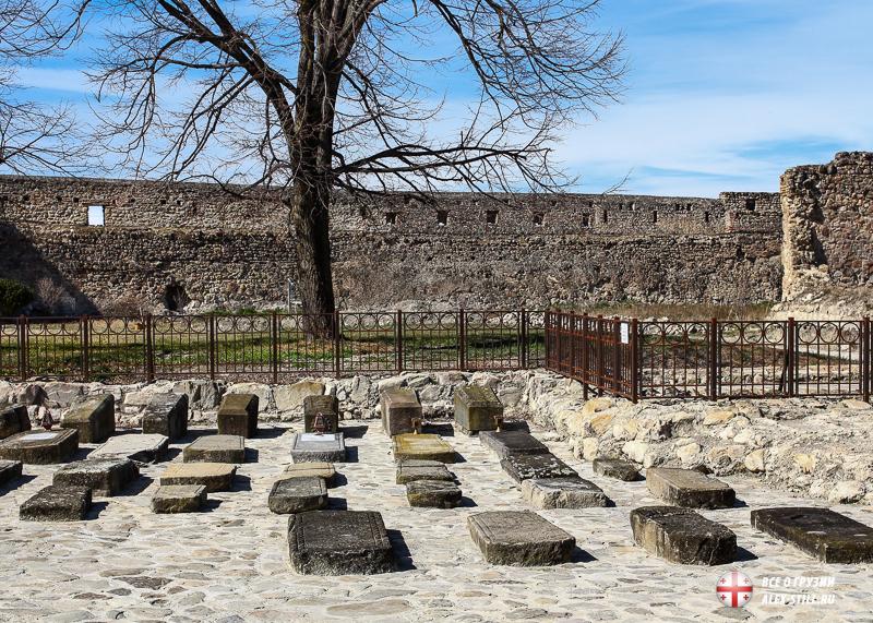 Территория монастыря Алаверди