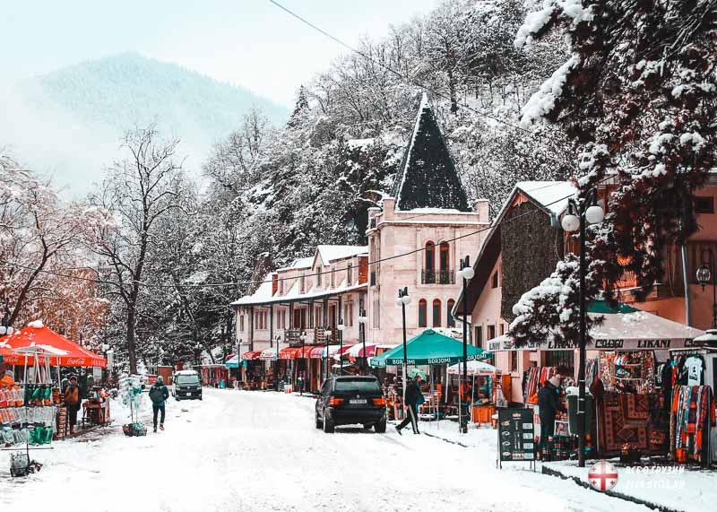 Стоит ли ехать в Грузию зимой