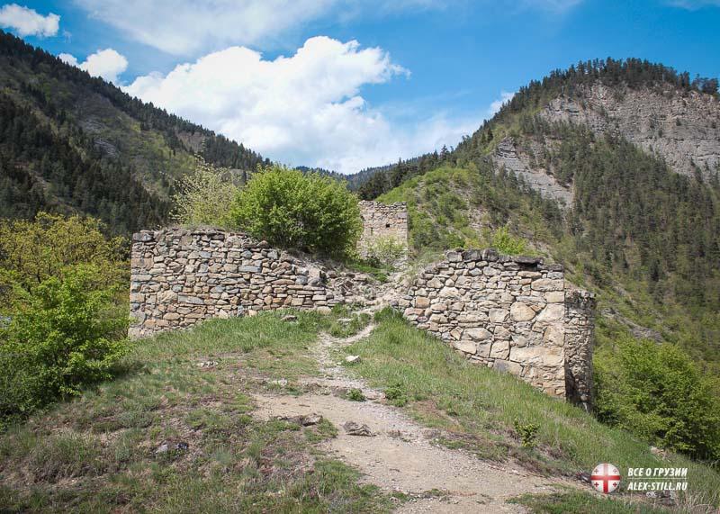 Исторические достопримечательности Грузии