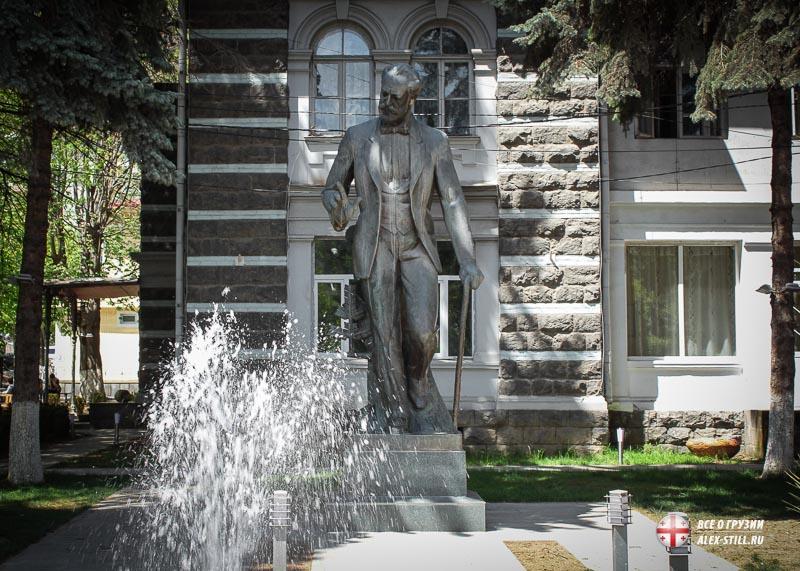 Исторические памятники в Грузии