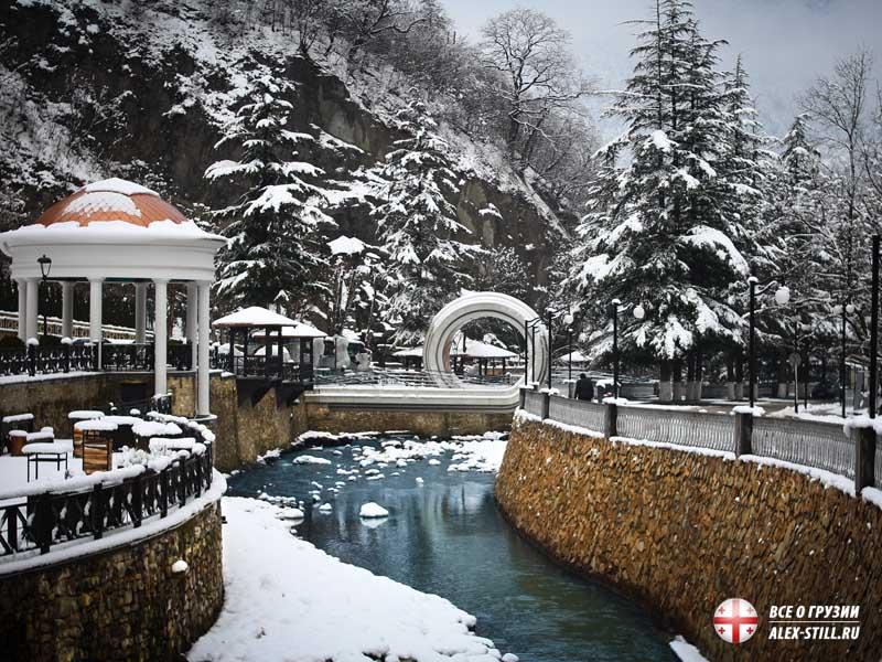 Где найти самые красивые места в Грузии