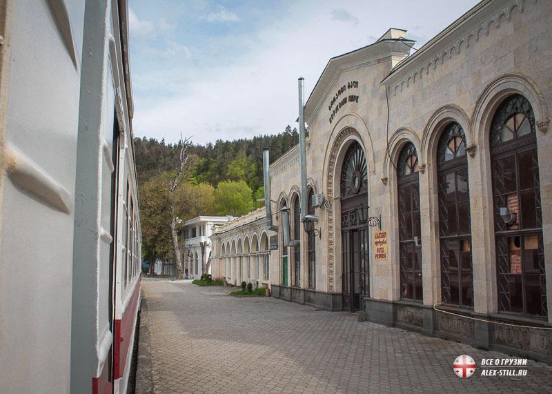 Разные способы передвигаться по городам в Грузии