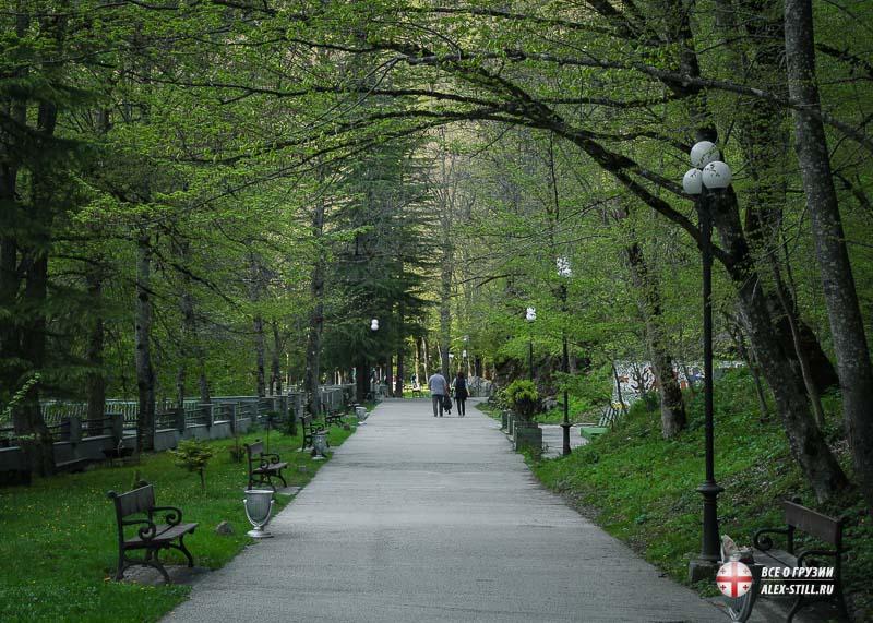 Топ мест в Грузии с чистейшим воздухом