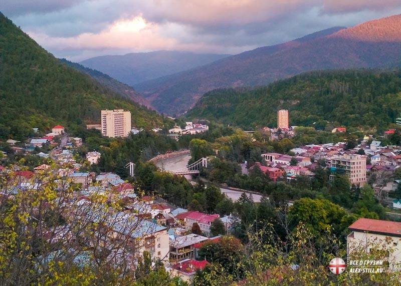 Лучшие места для красивого фото в Грузии
