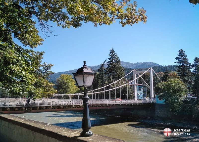 Красивые места в Грузии