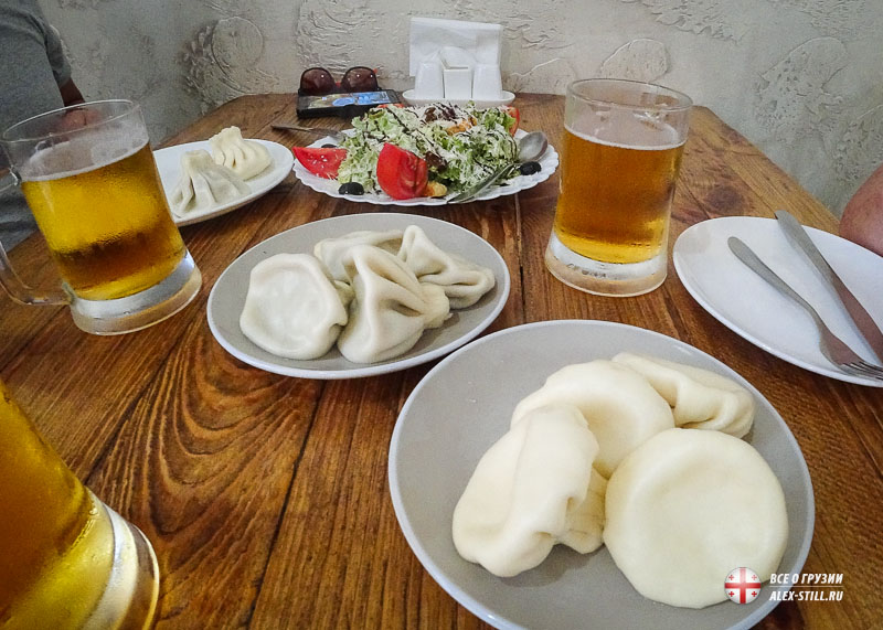Грузинские блюда и что точно стоит попробовать