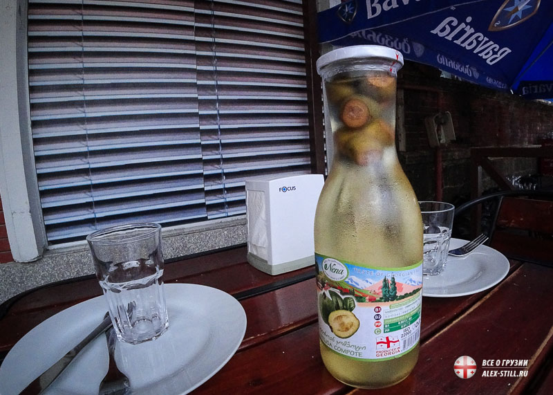 Самые лучшие с точки зрения кухни рестораны в Грузии