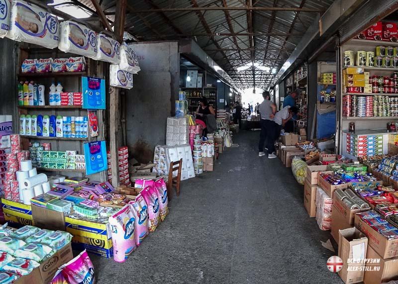 Батумский рынок и как он устроен