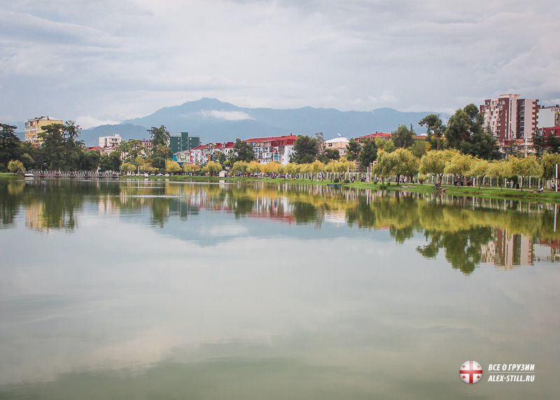 Топ красивых панорам в Грузии
