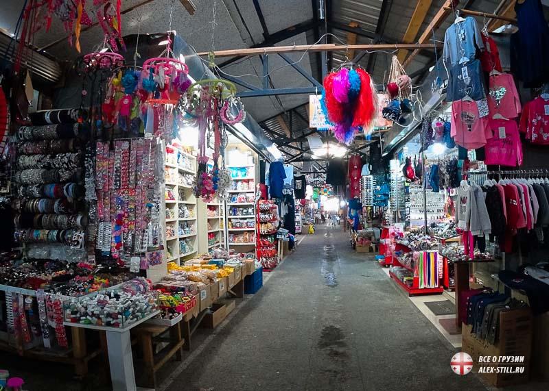 Стоит ли идти на рынки в Батуми