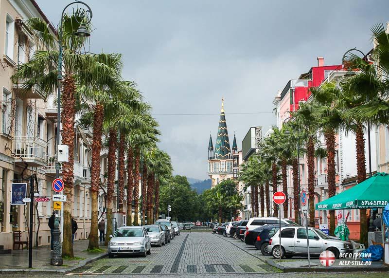 Куда сходить в городе Батуми в Грузии